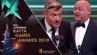 BAFTA Games Awards 2019: Live from London, UK