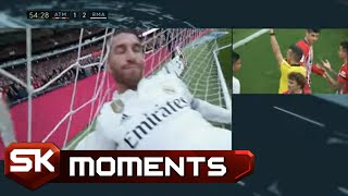 Da li je Atletiko Oštećen Protiv Reala u Derbiju Madrida?   SPORT KLUB Fudbal