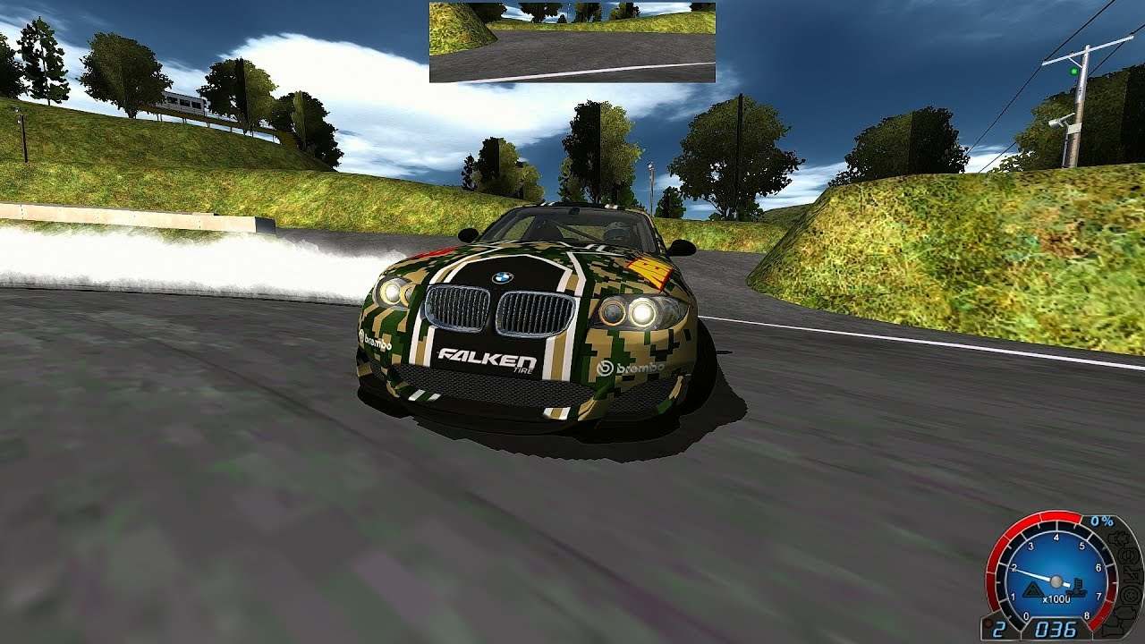 World Racing 2 52 Drifting In Bmw 135i Youtube