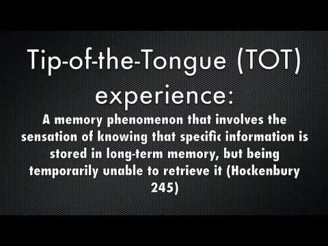 Long-term memory (psychology)