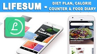 Lifesum - Diet Plan, Calorie Counter & Food Diary by Lifesum   Promo Video   Play Store screenshot 4