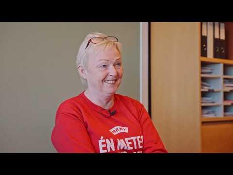 Matarbeiderne i MENY - Marianne Jensen - 31 år i viktig samfunnsrolle
