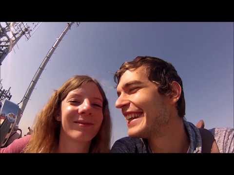 travel video : 1 month - 2 people - 3 continents