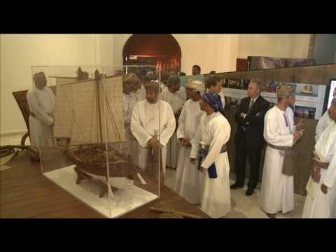 Ancient Treasure Ships Opening Salalah, Oman