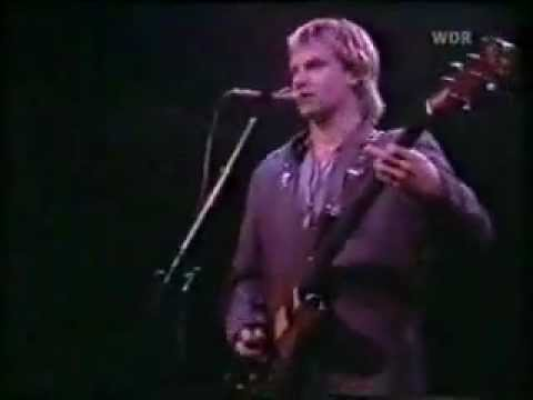 THE POLICE-Bring On The Night