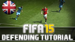 Fifa 16 (15) | Defending Tutorial - Solid Defense | How to defend in Fifa 15 | MetiHD