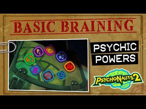 В новом ролике по Psychonauts 2 игроков познакомили со способностями главного героя