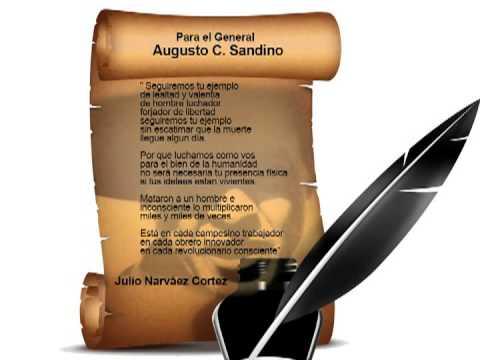 Poema a Sandino