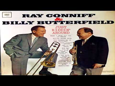 Ray Conniff   Conniff Meets Butterfield (1969) GMB