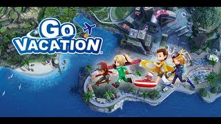 Go Vacation (Wii) - Part 1
