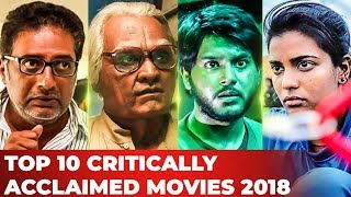 Top 10 Critically Acclaimed Kollywood Movies of 2018 by Galatta!