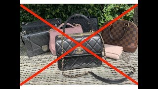Why you SHOULD NOT buy luxury goods
