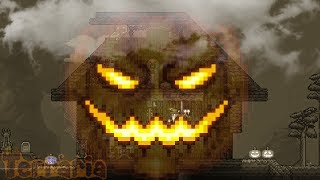 Easy Tips for Spookier Builds in Terraria (Halloween 2018)