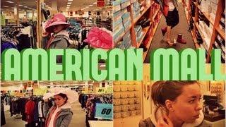 Жизнь в США: Торговый центр в Америке/Детройт