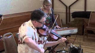 "Fiddle / Violin Bowing ""Tricks"" & Hokum Bowing Demonstrated by Charlie Walden"