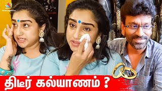 ரொம்ப கஷ்ட பட்டுட்டேன் | Vanitha Vijayakumar Emotional Interview | Bigg Boss, Marriage, Vijay Tv