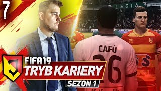 FIFA 19 | TRYB KARIERY ROAD TO GLORY | #07 - I znów ta Legia.