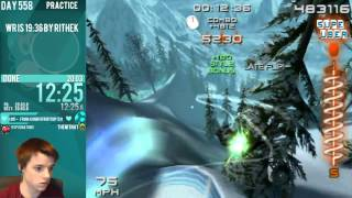 SSX 3 All Peaks Race 19:28