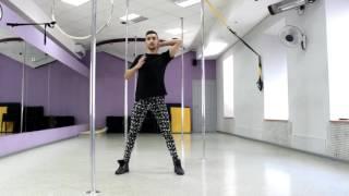 Учимся танцевать High heels с Вовой Мирошниченко