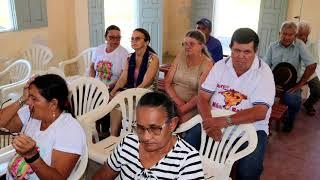 Comunidade de Córrego de Areia sediou o 1º Encontro do Terço dos Homens Setor 7