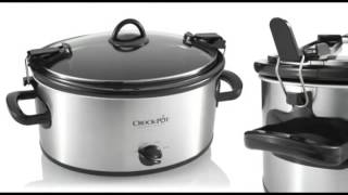 6-Quart Cook & Carry™ Manual Slow Cooker | Crock-Pot®