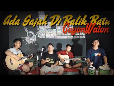 Download Lagu guyon waton ada gajah di balik batu (cover) mp3