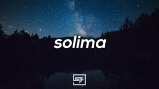 "Afro Dancehall Instrumental x UK Afrobeat instrumental -  Mabel type beat - ""Solima"""