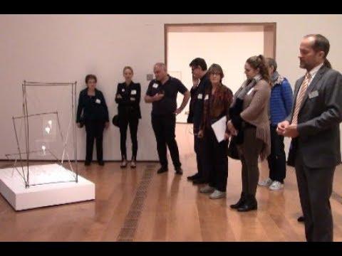 Al Taylor Exhibit Tour (Part 1) - High Museum of Art Atlanta