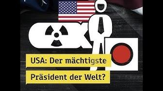 Die Macht des US-Präsidenten - heuteplus | ZDF