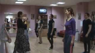 Открытый урок фламенко 13 сентября. Клуб Tango V&T.