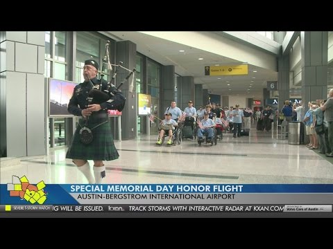Memorial Day honor flight gives Central Texas veterans trip of a lifetime
