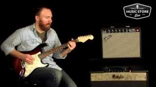 Fender American Deluxe Stratocaster HSS Tone Review and Demo