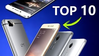 TOP 10 MOVILES CHINOS 2017