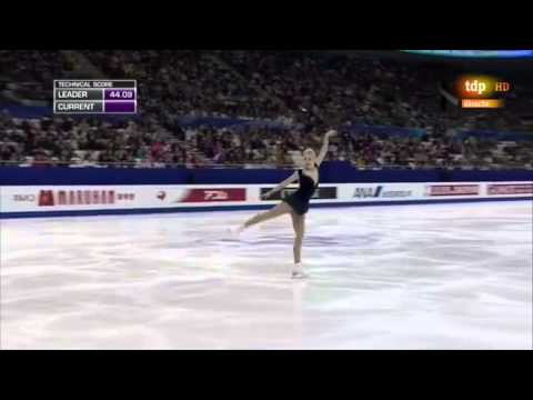 Liz Manley and TSL Recap the Ladies' Event at the 2015 World Championships HD