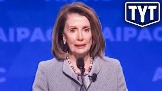 Nancy Pelosi CONDEMNS Progressives