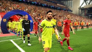 This video is the gameplay of liverpool vs barcelona (semi final) uefa champions league 2019 suggested videos 1- final - mancheste...