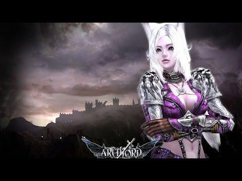 Archlord [Justac] İlk Bakış Ve Oynanış [FirstLook & GamePlay] Rehber Taş Basma/ MMORPG