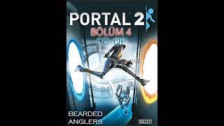 Portal 2 Chapter 2-8 Multiplayer 4. Bölüm