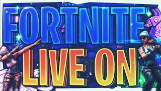 🔴 we play in Battle Royale and save the World in Fortnite 🔴-STICKS/Mega Giveawaye in Fortnite 🔴