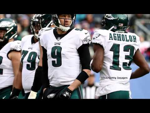 Geoff Mosher talks Eagles entering playoffs, matchup with Bears, perspective on Nick Foles, and more