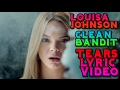 Clean Bandit - Tears ft. Louisa Johnson (Lyric Video)
