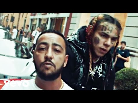 Lacrim - Bloody ft. 6ix9ine