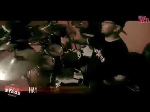 HARD BAND-cover debunga wangi(arranggment metal)