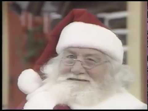Two Belts -- Santas Workshop -- DMV ad 1987