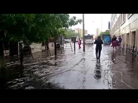 Потоп в Астане