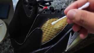 fix cracked Jordan 5 Netting