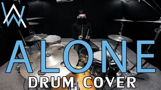 Alone - Alan Walker - Drum Cover - Ixora (Wayan) Mp3