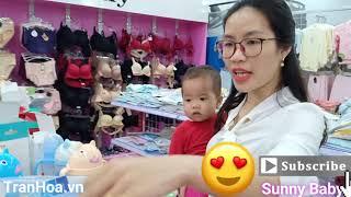 Bé Đi Chợ Sen Nam Đàn Nghệ An xem có gì? Sunny Baby