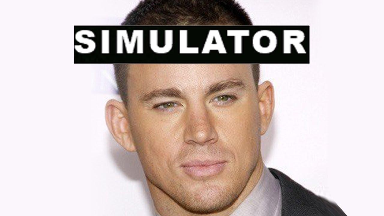 Channing Tatum Simulator