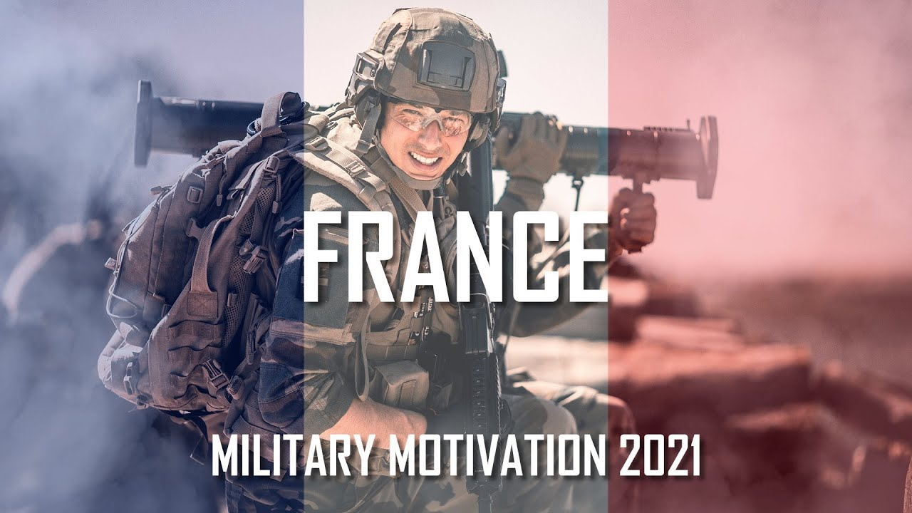 France Military Motivation 2021 │ Honour and Fatherland